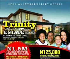 Secure Your Place In the New Lagos. Lovely Estate, Fantastic Location!