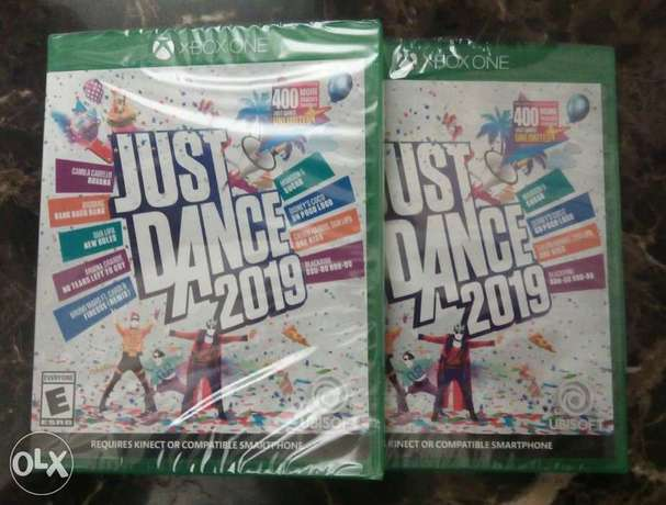 """Just Dance """"2019"""" Xbox One #*# new"""