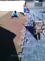 Tar & paving proffesionals