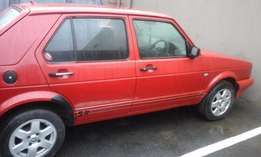 vw citi golf1.4
