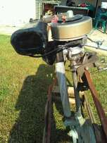 British seagull outboard motor