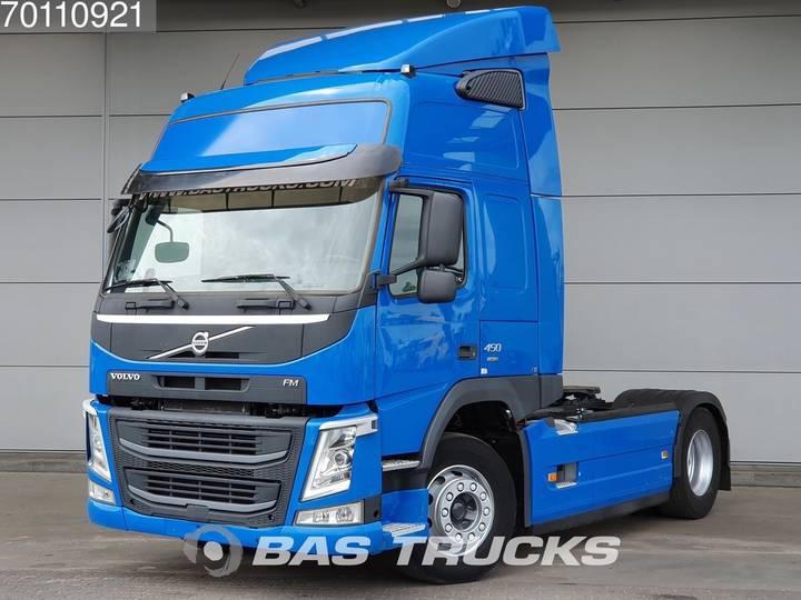 Volvo FM 450 4X2 Euro 6 - 2014