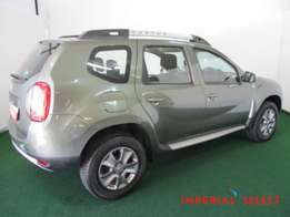 Renault Duster Dynamic 1.5 Dci 4x2