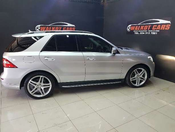 2014 Mercedes-Benz ML350 A/T Newcastle - image 3