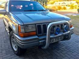 1999 Jeep Grand Cherokee 4.0 Petrol Automatic - for sale ASAP