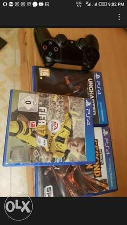 Offer.. 2 ps4 games Mombasa Island - image 1