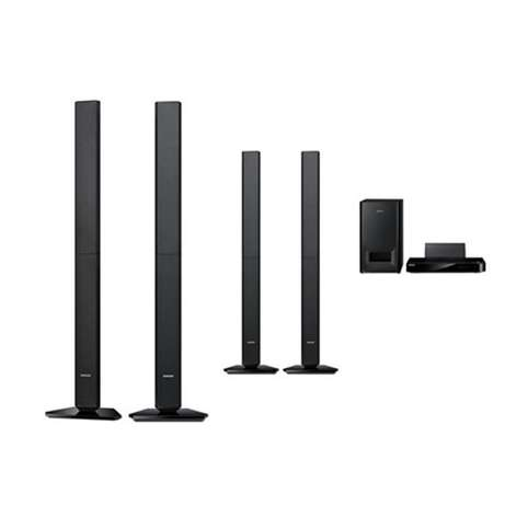 New Samsung HT-F5550K - 5.1Ch Blu-ray Smart Home Theatre System - 1000 Westlands - image 1