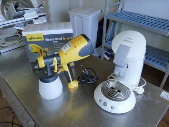 Wagner W100 automotive tool for sale by auction