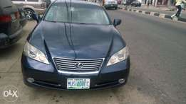 Blue 2006 Lexus ES 350 Model for sale