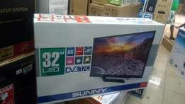 New brand 32 inch sunny tv full hd tv in cbd shop call now
