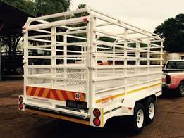 New Cattle Trailers