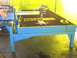 P-0606P MetalWise Lite CNC Plasma/Flame Dry/Water Cutting Table