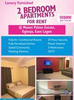 Luxury furnished 2 bedroom Apartments for rent