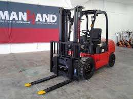 Forklifts and lifting equipment for sale or rent.
