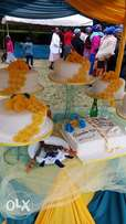 Wedding, birthday cakes and catering