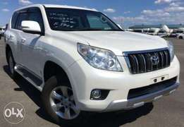 Toyota landcruiser prado new shape brand new car