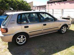 Toyota Tazz / Conquest Wanted.