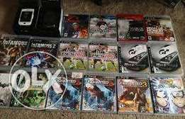 Buy Ps3 Bundle Games,7 Games for as Low as 10k (abuja) only