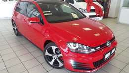 Volkswagen Golf VII GTi 2.0 TSI DSG for sale