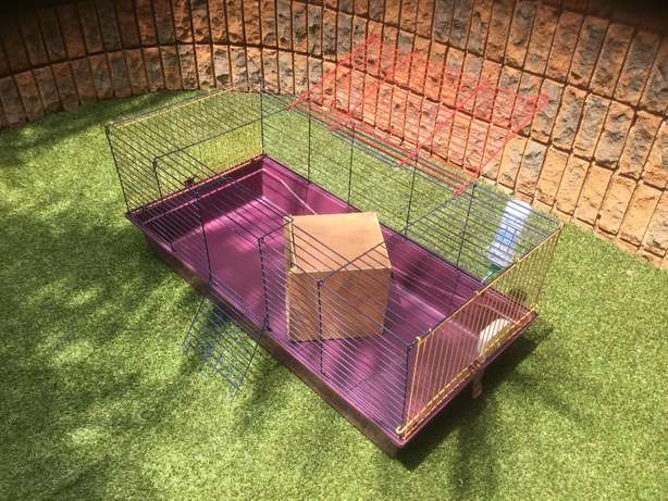 Large cage for small animals Pretoria East - image 3