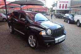 Jeep compass 2.0l crd limited 2009