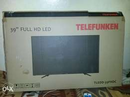 "39"" Full HD LED Telefunken TV"