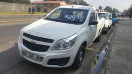 2013 chevrolet utility 1.4i low 85000km bargain buy first served basis