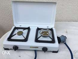 Two burners gas cooker