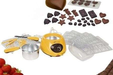 Chocolatiere Melting Pot - WITH ACCESORIES Sunridge Park - image 4