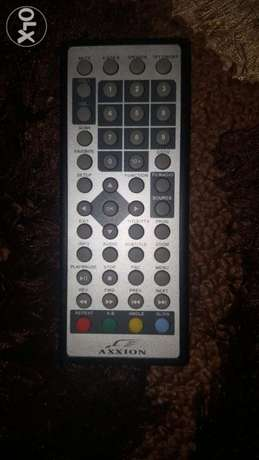 remote control dvd player