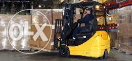 Practical Heavy-Duty Forklift Operation Training & Forklift Safety