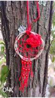 Handcrafted Dream Catcher Necklace
