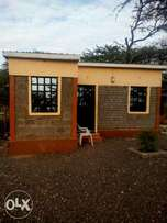 1/4 acre plot for sale with a built 1 bedroom house kiserian