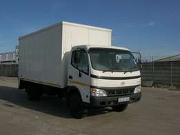 furniture trucks for hire closed and open price negotiable