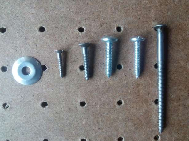 Quality Screws and self tapping screws Kiserian - image 1