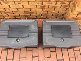 Ford Ranger Cooler/Toolbox x 2, With Keys, R800.00 Each, R1500.00 Both