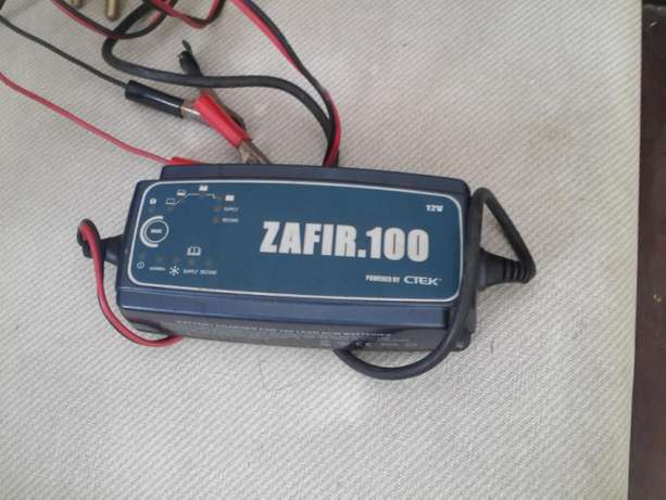 CTEK Zafir 100 Smart Battery Charger 12V 14-150 A excellent quality ch Tokai - image 2