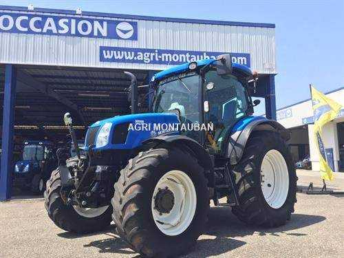 New Holland T 6.150 - 2013