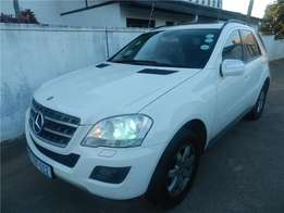 2010 Mercedes-Benz ML 350 bLueEfficency R259,995