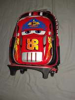 CARS - Trolley Bag - Imported