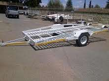 Car Trailer build to your specifications from?
