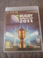 PS3 Games - Rugby World Cup 2011