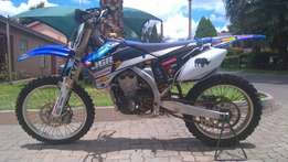 Yamaha YZF 450 ! with R40k of extras