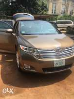 2010 Reg Used Toyota Venza for sale 4.5M
