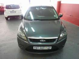 2010 Ford Focus 1.8, Color Grey, Price R95,000.