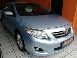 2010 Toyota Corolla 1.6 Advanced, FSH, R144995, EXCELLENT CONDITION!!!