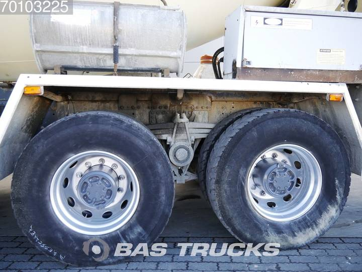 Volvo FM9 380 8X4 Manual Big-Axle Theam-13.2m-Förderband - 2006 - image 11