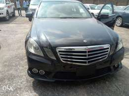 Sweet 2010 Mercedes Benz E350 4matic