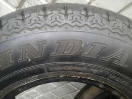 145/80/10 x 1. Second hand tyre