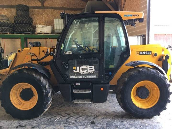 JCB 541-70 Agri Pro - 2017 - image 2